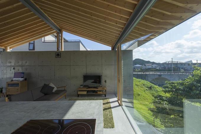 住宅_weave house 北九州