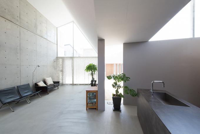 g-house_住宅_Japanese_house_コンクリート_福岡市