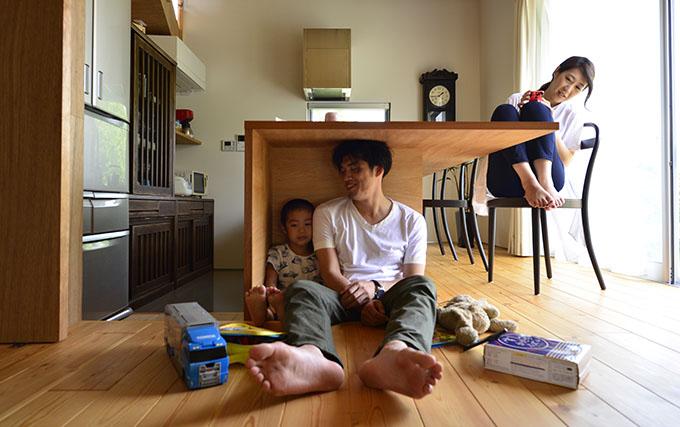 ★津田家族